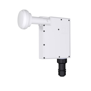 Inverto iLNB™ 8 channel SAT>IP LNB with PoE Adapter